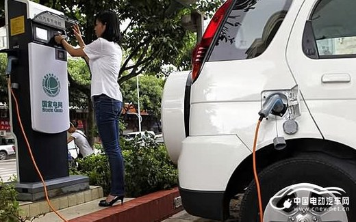 China to speed up charging network for green cars