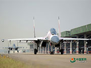 J-10, J-11, Sukhoi Su-30 fighters vs. HQ-9 anti-aircraft missile system