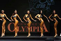 Charming female bodybuilders of Chengdu University