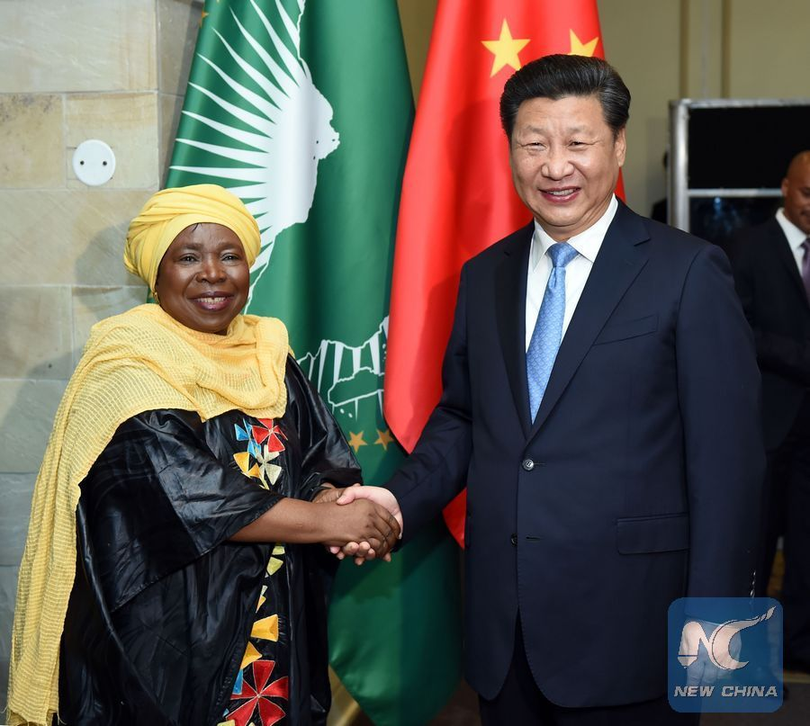 China, Africa work together to usher in a new era for common development