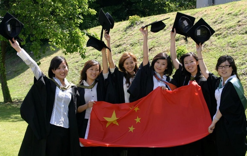 Survey Reveals Surprising Results on Chinese Students' View