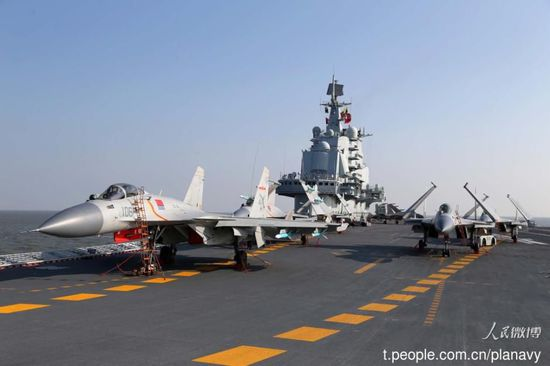 China's 2nd aircraft carrier totally different from Liaoning