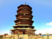 Top 10 ancient pagodas in China