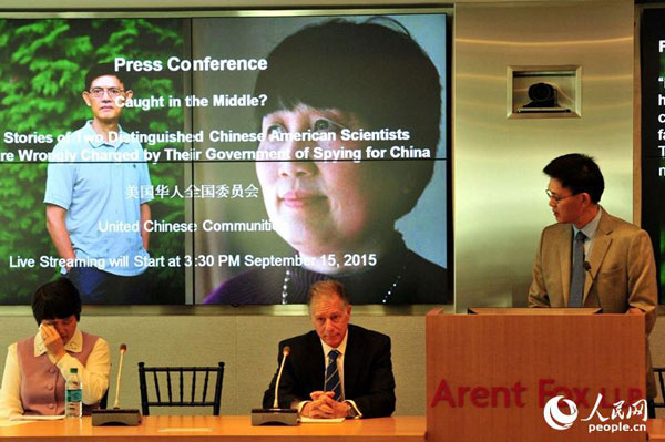 U.S. Nobel Prize laureates appeal for justice for wronged Chinese-American scientists