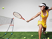 Beautiful Chinese tennis player Wang Qiang goes viral online