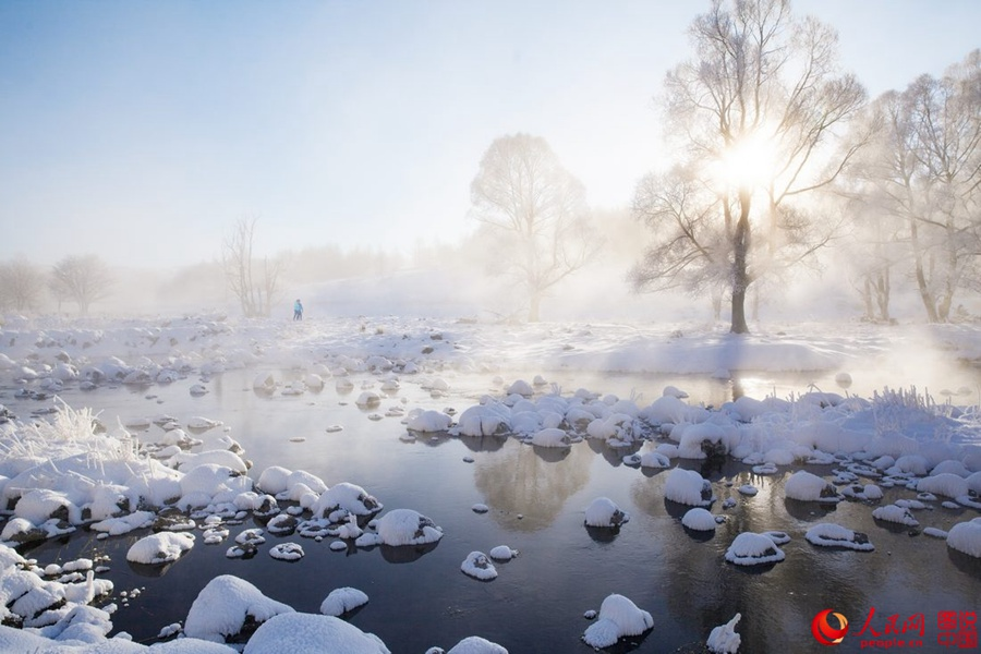 'Coldest town in China' — a fairyland you don't want to miss