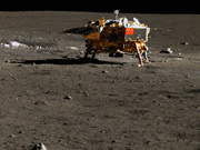 China releases HD true color images of lunar surface