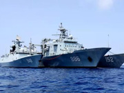 Qiandaohu supply ship named 'model ship' by PLA Navy