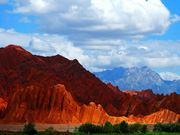 Stunning Kuche on the Silk Road