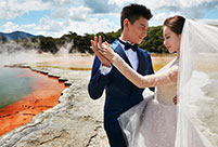 Wedding pictures of Wu Qilong, Liu Shishi released