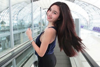 Thai most beautiful transgender Nong Poy release new photos