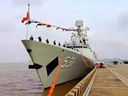 A glimpse of ships and boats commissioned to PLA Navy in past 3 years
