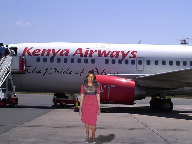 Kenyan woman's crappy photoshopped pictures make her a web celebrity