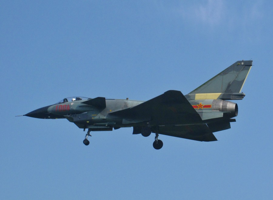 In pics: the evolution of J-10 fighter