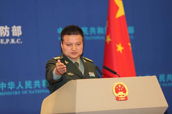Defense ministry: Sino-Russian aviation cooperation proceeds as planned