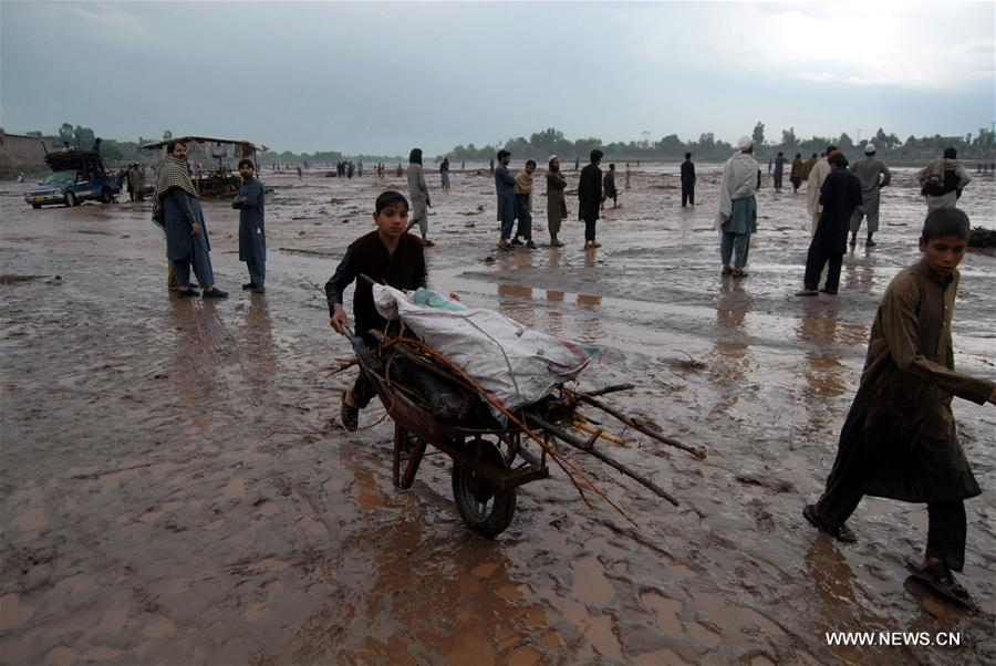 49 killed in rain-triggered accidents in Pakistan