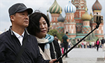 Chinese tourists walk in footsteps of Marx and Lenin in UK, Russia