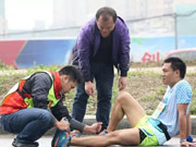 Over 12,000 Runners Seek Medical Care in S China's Marathon