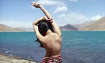 Too much skin in Tibet Nude photos taken near sacred lake spark outcry