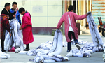 China's fur capital faces bleak prospects as orders nosedive
