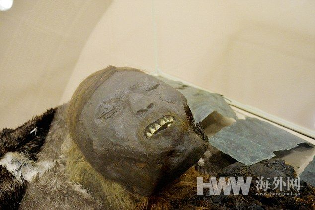 DNA tests help 800-year-old Siberian child mummy find his modern relatives