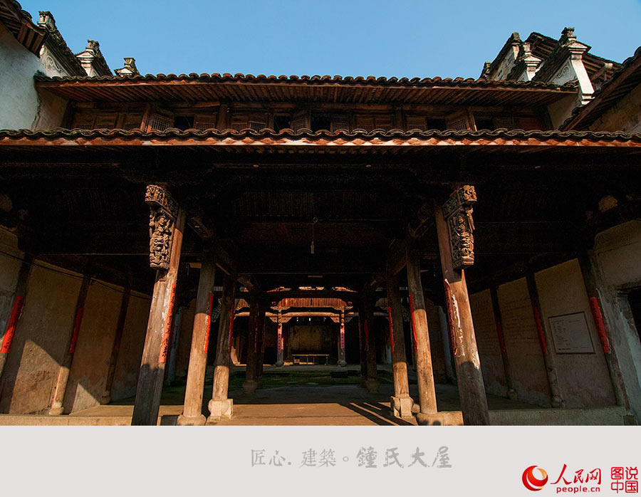 Grand Zhong Famliy Compound in Hangzhou