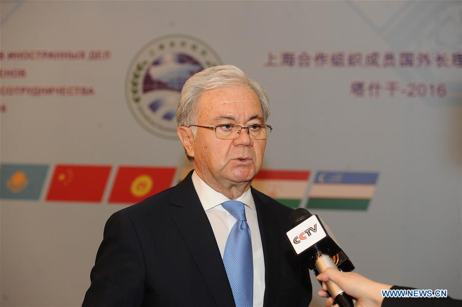 SCO supports peace and stability in South China Sea
