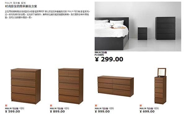 Why Ikea Not To Recall Chests And Dressers Which Can Result In Or Injuries Children China People S Daily Online