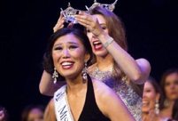 Chinese American woman wins Miss Michigan