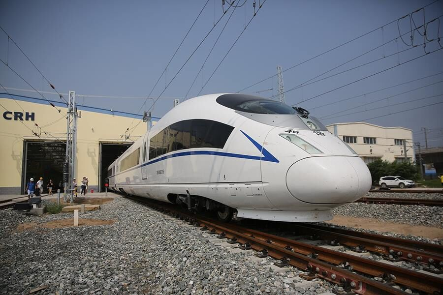 World's fastest bullet train to start operating next month in China