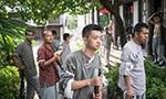 Wannabe actors in China's Hollywood