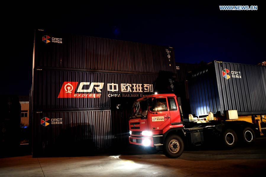 'Zheng'ou' freight train services enhance ties with countries along Silk Road