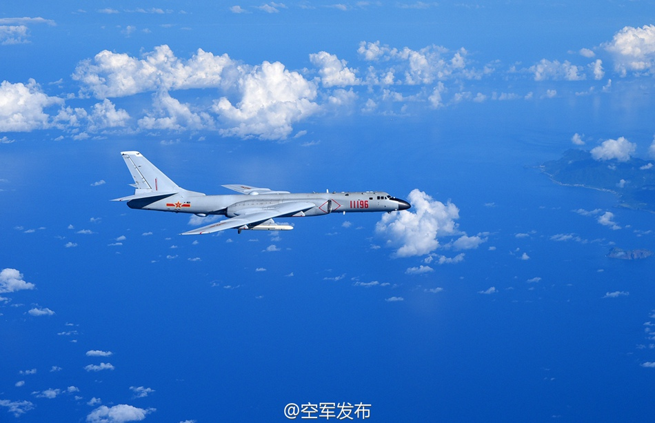 PLA Air Force to regularize training over First Island Chain