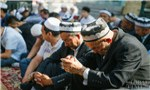 Muslims celebrate Corban Festival in Beijing