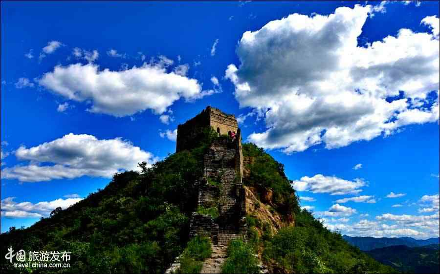 Jinshanling Great Wall: best place to enjoy the full moon