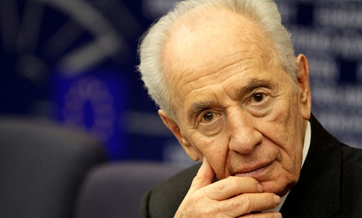 China mourns passing of former Israeli President Peres
