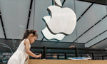 China contributes to Apple's sales drop