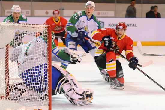 KHL: Beijing Club Ignites National Passion For Ice Hockey