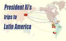 President Xi's trips to LatAm and attendance to APEC