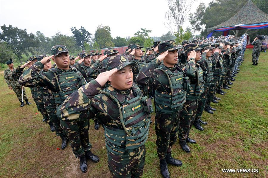 MALAYSIA-PAYA INDAH-CHINA-JOINT MILITARY EXERCISES