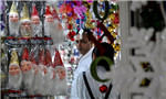 Christmas product sales abroad hurt by homogeneous competition