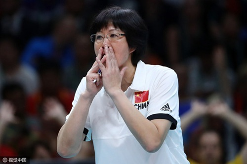 Lang Ping: I will either coach the Chinese team or retire