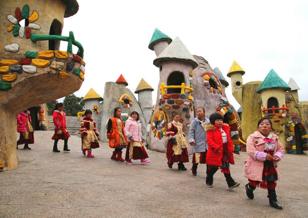 Liliputaner Dorf
