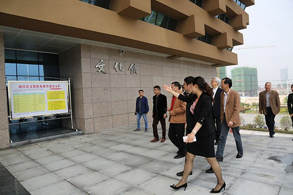 Two cultural museums in Xiangyang named the National First-Class Cultural Museums