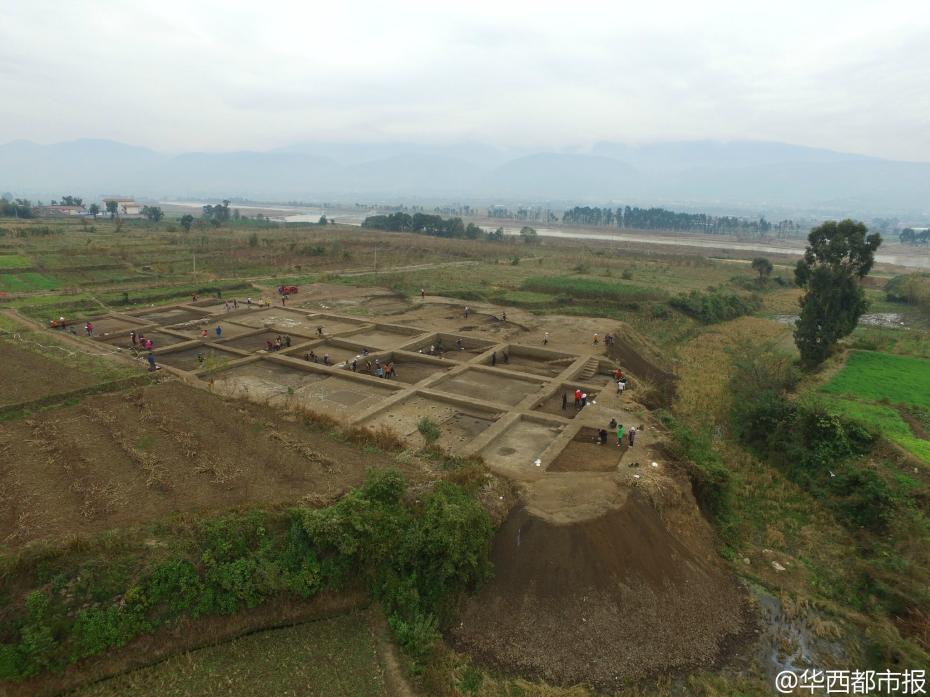 Pre-Qin dynasty settlement sites unearthed in Sichuan