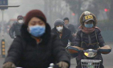 Chinese cities tighten supervision against air pollution