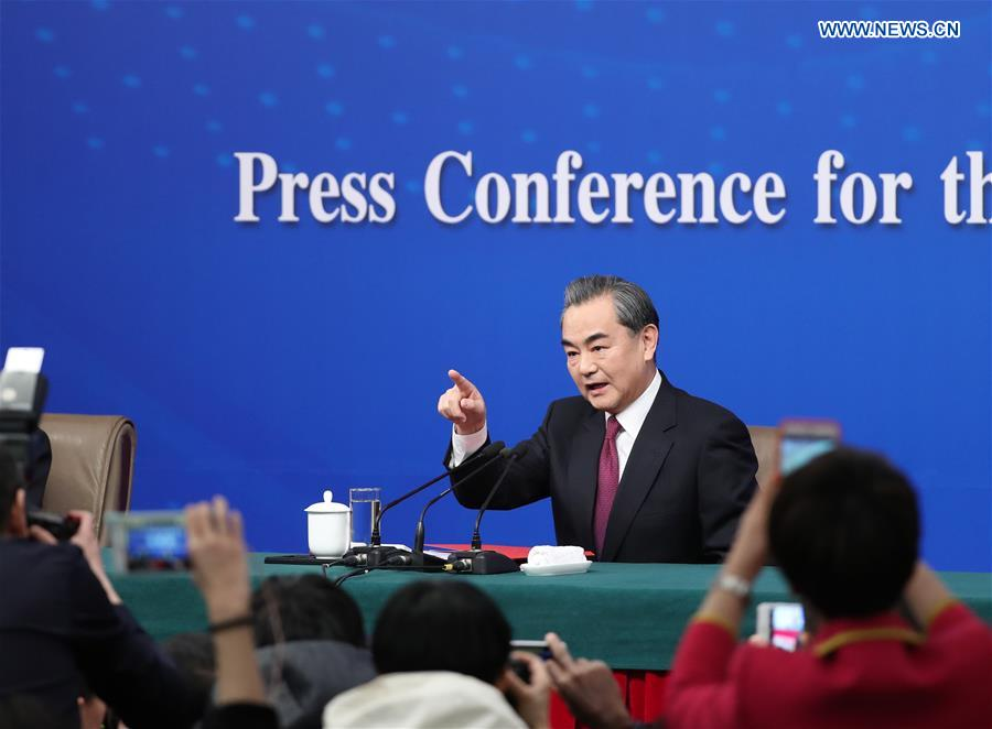 China Focus: China, U.S. communicating on exchanges between presidents: Chinese FM