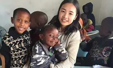 20-year-old Chinese student starts fundraising campaign for Tanzanian orphans
