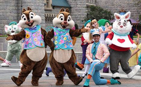 Springtime Carnival to kick off at HK Disneyland