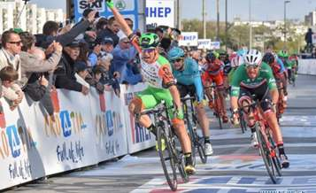 In pics: 3rd stage of int'l cycling race tour of Croatia 2017